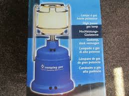 Brand New Camping Gaz Camping Chef And Camping Gas Lamp Never Used In Forfar Angus Gumtree
