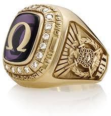 the omega psi phi membership ring