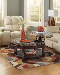 Living Room Coffee Table Set Emerson Coffee Table With Lift Top The Brick