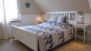 Schlafzimmer In Landhausstil Wandgestaltung Schlafzimmer