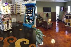 stampcrete san antonio provides a friendly knowledgeable staff and provide installation tips stains dyes and sealers are available for purchase in sample