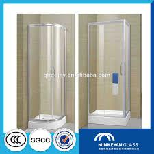 Glass For Bathroom Bathroom Tempered Glass Door Bathroom Tempered Glass Door