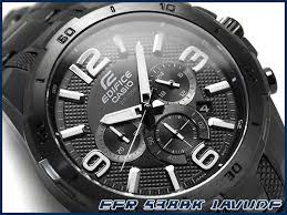 g supply rakuten global market casio overseas model edifice casio overseas model edifice analog mens watch chronograph black x white dial ip black stainless steel