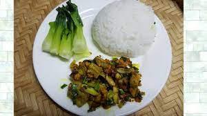 Lươn rim nghệ cho bé ăn dặm- Thanh Tâm Food. - YouTube