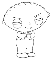 Small Picture Free Printable Family Guy Coloring Pages For Kids