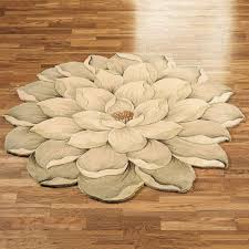unique bathroom rugs awesome designer bathroom rugats unique melanie magnolia round