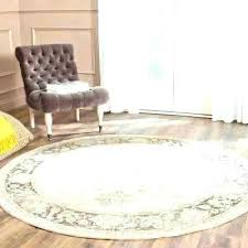 8 foot round area rugs x 10