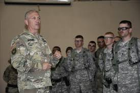 Military Police National Guard Military Police Unit Ready For Guantanamo Bay Mission