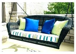 outdoor swing replacement seat cushions 3 seat swing cushion outdoor swing cushions with backs replacement porch