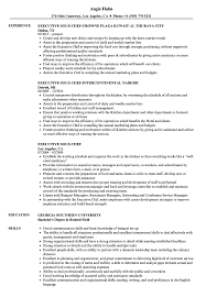 Executive Sous Chef Resume Samples Velvet Jobs Examples Pastry