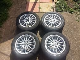 5x110 Bolt Pattern Adorable Alloy Wheels With Tyres Vauxhall Saab Fiat Alfa Romeo Alloys 48x48