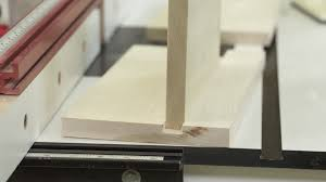 dado cut with router. dado cut with router