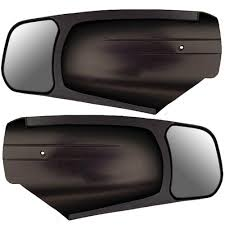 CIPA Custom Towing Mirrors, Pair -- Chevy/GMC Silverado & Sierra ...
