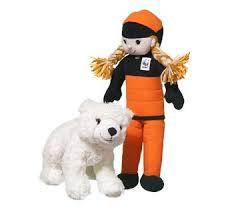world wildlife fund polar researcher frontline hero dolls apparel and more from world wildlife fund wwf gift center