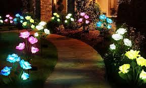 up to 73 off on solar lights outdoor
