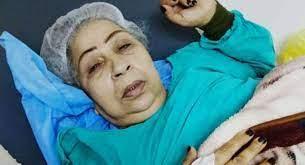 فاطمة كشري: الطبيب طمني على حالتي الصحية وأحمد مكي اشترالي العلاج