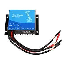 Imported <b>12V 24V</b> 30A Waterproof <b>Auto Solar Panel</b> Battery ...