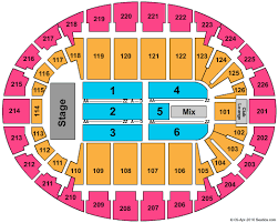 Verizon Arena Concert Seating Chart Verizon Wireless Arena Summer Concert Calendar Tba