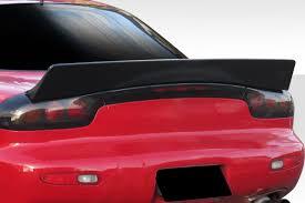 93-95 Mazda RX7 RB-S Duraflex Body Kit-Wing/Spoiler!!! 112767 | eBay