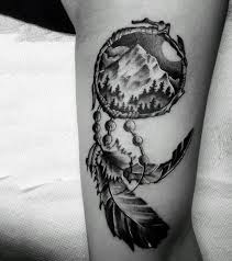 Dream Catcher Tattoo For Men 100 Dreamcatcher Tattoos For Men Divine Design Ideas 4