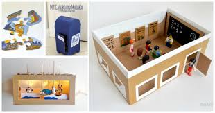 doll furniture recycled materials. DIY Handmade Toys From Recyclable Materials: Cardboard \u0026 Paper Doll Furniture Recycled Materials Y