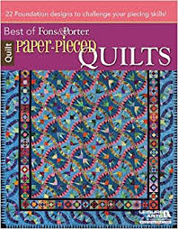 Paper-Pieced Quilts: Best of Fons and Porter: Best of Fons ... & Paper-Pieced Quilts: Best of Fons and Porter: Best of Fons & Porter:  Marianne Fons, Liz Porter: 9781464708701: Amazon.com: Books Adamdwight.com