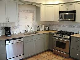 grey painted kitchen cabinetsGrey Painted Kitchen Cabinets Traditional Design painting kitchen