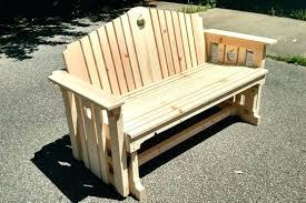 Bench Design For Decks Diy Ideas Pinterest Colour Garden. Bench Ideas For  Garden Diy Plan Colour. Colour Ideas For Garden Bench Diy ...