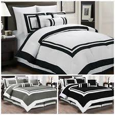 cal king comforter. Chezmoi Collection 7 Piece Hotel Style Comforter Set Full, Queen, King, Cal King