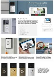 ring wireless video doorbell 88rg000fc100 the home depot Basic Home Doorbell Wiring click here for more information on electronic recycling programs basic home doorbell wiring