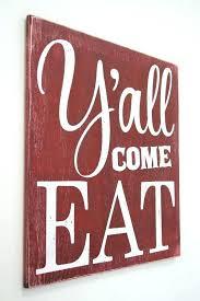 eat kitchen signs kitchen