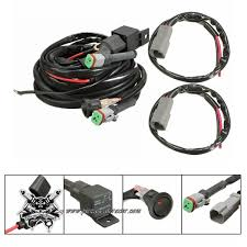 12v switch relay twin wiring harness kit for led spotlights work 12v switch relay twin wiring harness kit for led spotlights work fog light