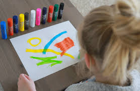 picture to paint for kids. Simple Picture Kwik Stix Messfree No Mess Mess Painting To Picture Paint For Kids I