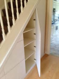 stairs furniture. understairsstoragepresswithshelving stairs furniture