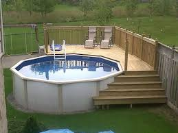 33 extraordinary design above ground pool decks 25 best ideas about on deck around