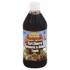 Dynamic Health Tonic, Organic Certified, <b>Tart Cherry Turmeric</b> ...