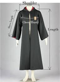 Harry Potter Robe Pattern Interesting Harry Potter Robe Halloween Early Bird Sale Wandsandbrooms