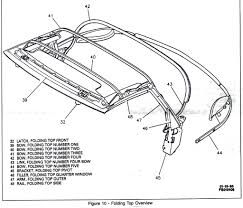 wiring diagram 2005 chrysler crossfire wiring discover your convertible top frame replacement parts