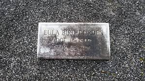 Eula Bird Durden (1907-1973) - Find A Grave Memorial