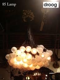 vintage vintage products 85 lamps chandelier 85 lamps chandeliers droog design and droog design ro graumans lodi flu mans lighting light