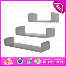 china 2016 floating wall mounted shelf