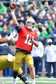 Notre Dame Football Predicting The Two Deep Depth Chart
