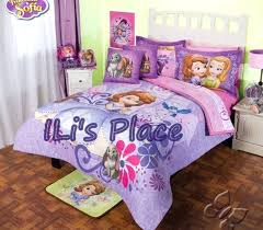 sofia the first comforter twin and full girls princess the first comforter set