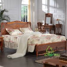 Living Room Wicker Furniture Wholesale Antique Royal Elegant Conservotary Indoor Wicker Bamboo