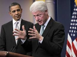essay bill clinton and the ex president conundrum file in this dec 10 2010 file photo president barack obama listens