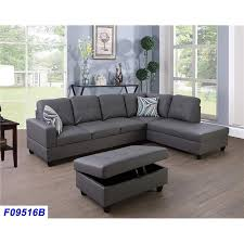 lifestyle furniture lsf09516b 3 piece