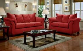 top red living room casual. Perfect Casual Bloombety Casual Living Room Furniture Red Sofa And Top