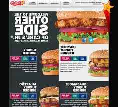 trim it low carb it veg it wele to the other side of carl s jr and hardee s business wire