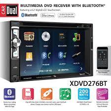 Dual Electronics Xdvd276bt 6 2 Inch Led Backlit Lcd