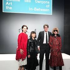 Low quality, normal quality, and 60 fps high quality. The Business Of Fashion This Morning In Paris Rei Kawakubo Andrew Bolton And Anna Wintour Previewed The Met S Upcoming Exhibition Comme Des Garcons Art Of Buro 24 7 Singapore